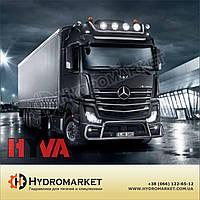 Гидравлика Hyva дляфуры с высококачественным алюминиевым баком