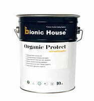 Антисептик на основе льняного масла  BIONIC HOUSE Organic Protect Oil  1 л