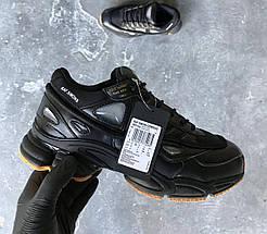Кроссовки Adidas Raf Simons Ozweego 2 Bunny – Black, фото 2