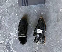 Кроссовки Adidas Raf Simons Ozweego 2 Bunny – Black, фото 3