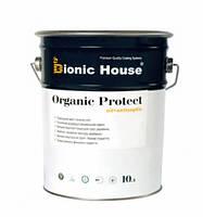 Антисептик на основе льняного масла  BIONIC HOUSE Organic Protect Oil 10 л
