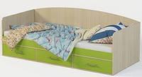 Детская односпальная кровать Киви