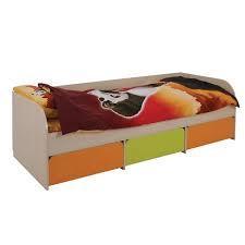 Детская односпальная кровать Марта Люкс