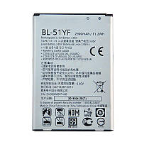 Батарея для LG G4 H540F (АКБ LG G4 H540F/BL-51YF orig). ОРИГИНАЛ 2017 год. Гарантия: 12 мес.