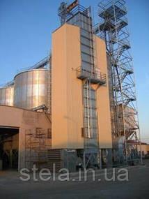 Проект: Jevisovice Чешская Республика Тип: MDB-XN 1/13-SU Год выпуска: 2006 Продукт: кукуруза, пшеница, рапс