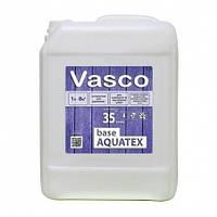 Антисептический состав по дереву Vasco base AQUATEX 0,9л