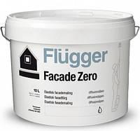 Краска для фасада особо эластичная Flugger Facade Zero 9,1л