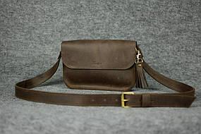 Женская сумочка «BerTy» |11296| Шоколад