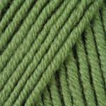 Пряжа для ручного вязания Yarnart  Merino De Luxe 50 ( мерино де люкс 50) нитки зимняя пряжа 098 оливка