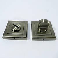 Поворотная ручка BK QL ABG-6 (зеленая бронза)