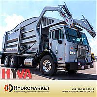 Гидравлическая система Hyva на мусоровоз