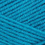 Пряжа для ручного вязания Alize Merino De Luxe 50 ( мерино де люкс 50) нитки зимняя пряжа 235 бирюза