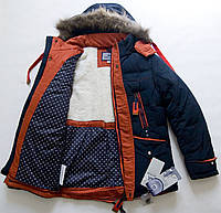 Зимняя куртка на мальчика. Новинка 2017.