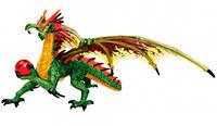 Дракон Изумрудный - объемный конструктор, 4D Master (26842)