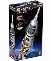 Объемная модель Ракета-носитель Сатурн 5, 4D Master (26117)