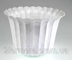 Горшок декоративный для цветов диаметров 14см 1,8л