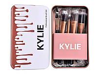 Профессиональный набор кистей для макияжа Kylie professional brush set, фото 1