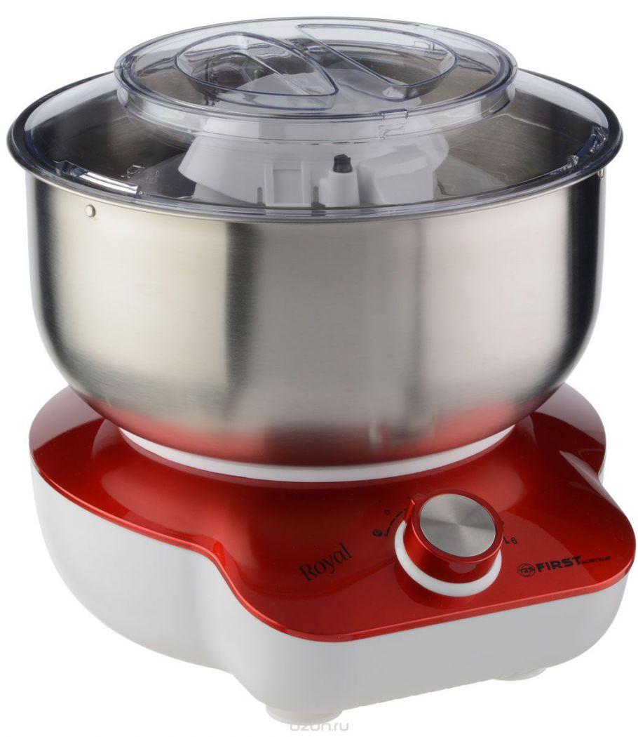 Кухонный комбайн – тестомес FIRST FA-5259-2-RE