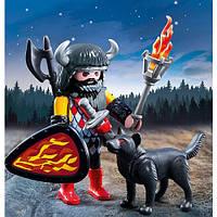 Воїн з вовком Playmobil (5385), фото 1