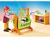 Дитяча кімната з колискою Playmobil (5304)