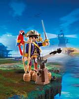 Пірат-капітан Playmobil (6684), фото 1