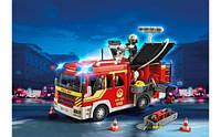 Пожежна машина зі світлом і звуком Playmobil (5363), фото 1