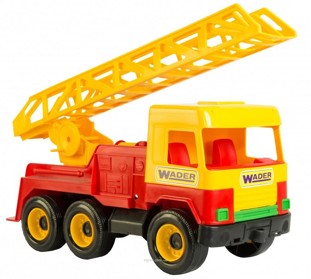 Игрушечная машинка Middle Truck пожарная