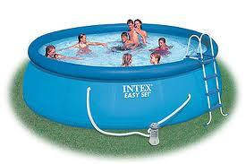 Басейн наливна Easy Set Pool Intex 457х122 см (28168) (54916)