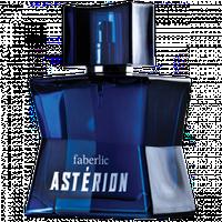 Туалетная вода для мужчин faberlic ASTERION (Астерион) 75мл.Свежий цитрусовый аромат с нотами ветивера и кожи.