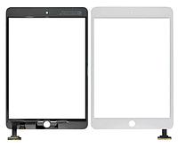 Сенсор (тачскрин) для Apple iPad mini 3 Retina полный комплект белый