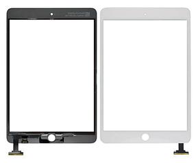 Сенсор (тачскрін) для iPad mini 3 Retina білий