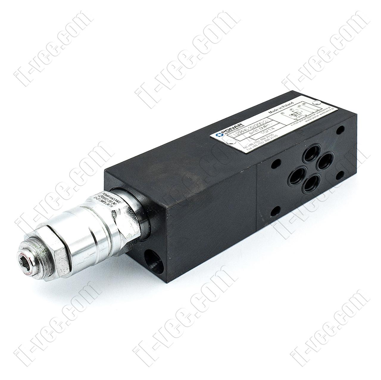 Редукционный клапан UZRR6-32/200-2P Ponar