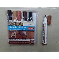 Маркеры для мебели, набор 6 цветов FM-828 уп24