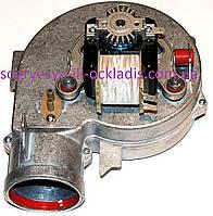 Вентилятор в сборе Vaillant turboTEC, turboMAX Pro/ Plus (до 28 кВт), артикул 0020020008, код сайта 0500