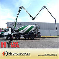 Гидравлика Hyva на бетононасос