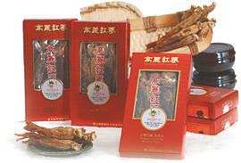 Корни Красного Корейского 6 летнего Женьшеня, 300 грамм