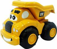 Инерционная техника САТ для малышей Самосвал Гарри, 9 см Toy State (80401)