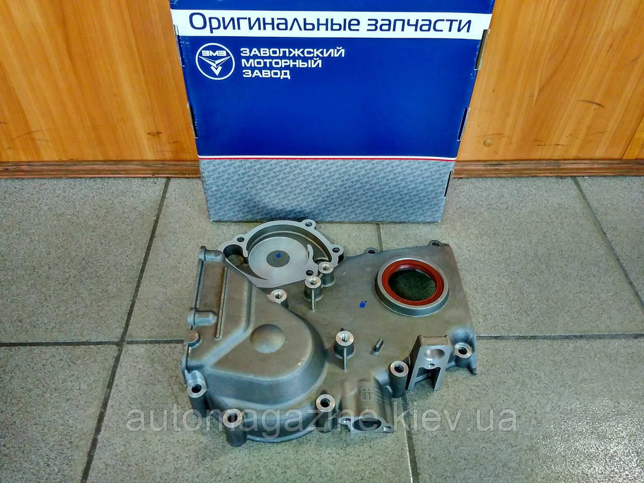 Кришка ланцюга передня Газель, Волга (406, 405)