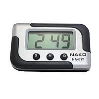 Электронные часы  NA-617