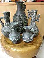 Старинные керамические сосуды из Франции, фото 1