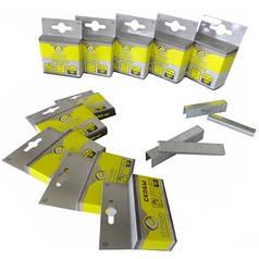 Скобы для степлера Сталь 6х10.6мм Т50 (1000шт)