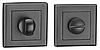 Накладка WC-фиксатор MVM T7 MBN - матовая темная сталь