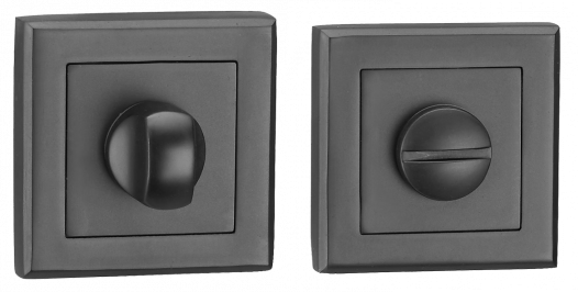 Накладка WC-фиксатор MVM T7 MBN - матовая темная сталь, фото 1