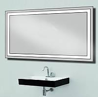 Зеркало с LED светодиодной  подсветкой d29 1200х700