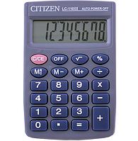 Калькулятор CITIZEN маленький LC-110