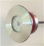 Steely S : Светодиодный подводный встраиваемый светильник из нержавеющей стали. RGB