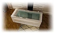 Акриловая ванна Тритон Александрия 160 х 75