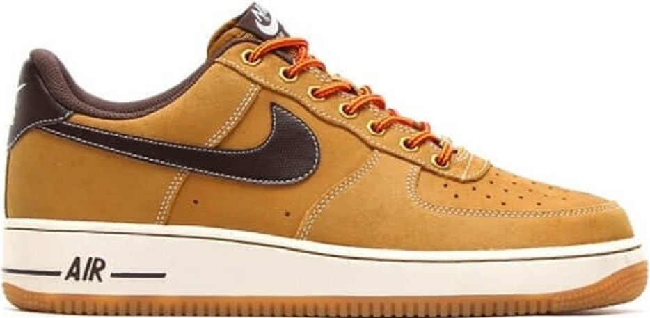 bb526a49 Купить кроссовки Nike Air Force 1 Low Boot Wheat & Baroque Brown в магазине  tehnolyuks.