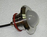 Steely D. Светодиодный подводный встраиваемый светильник из нержавеющей стали.