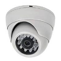 Купольная пластиковая видеокамера Master CAM IRPD-CM800 f = 3.6 mm 800TVL 1/3 CMOS ИК-20м